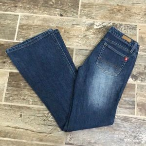 South Pole flared jeans